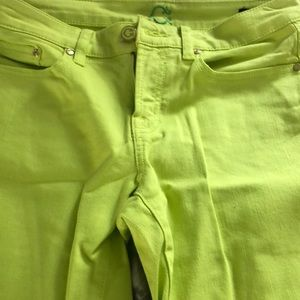 Lime green C.Wonder pants